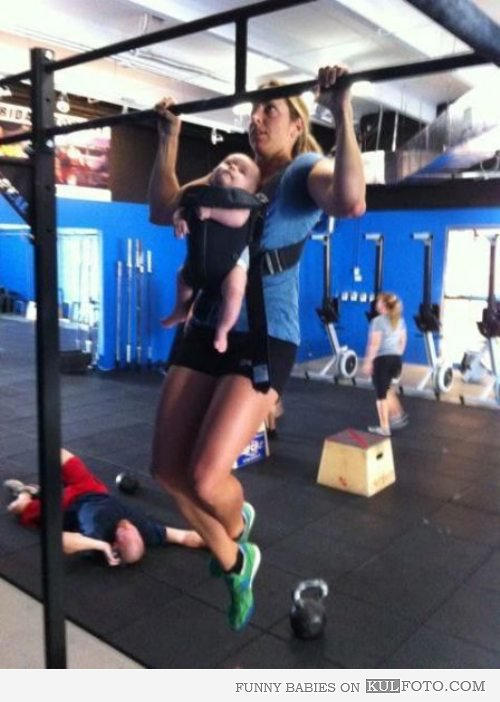 DC area gyms, health clubs and studios that provide child care