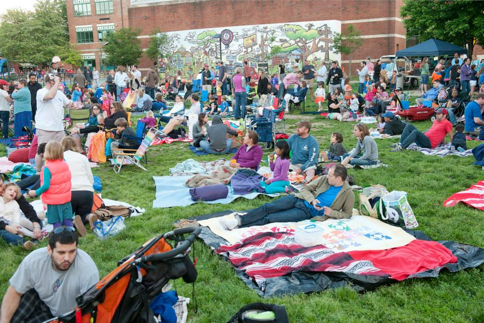 Free Summer Movies and Music in and around DC