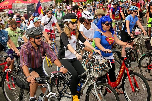 Weekend Picks: Bait a hook, Choo-Choo biketrain and carousels