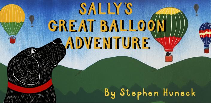 Sally great Balloon Adventure google Play icon