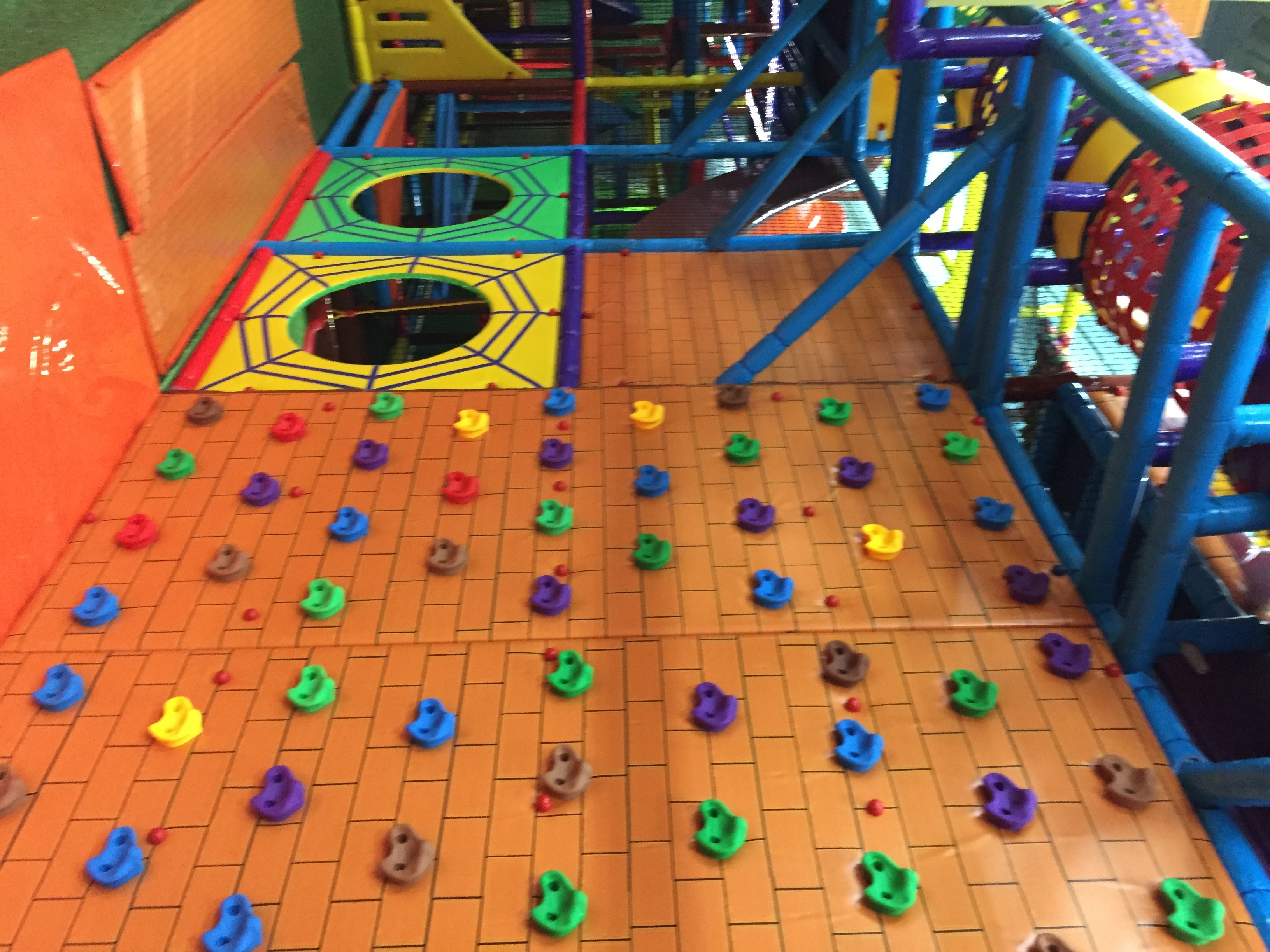Ninja Warrior Indoor Obstacle Adventure | Come get some ...