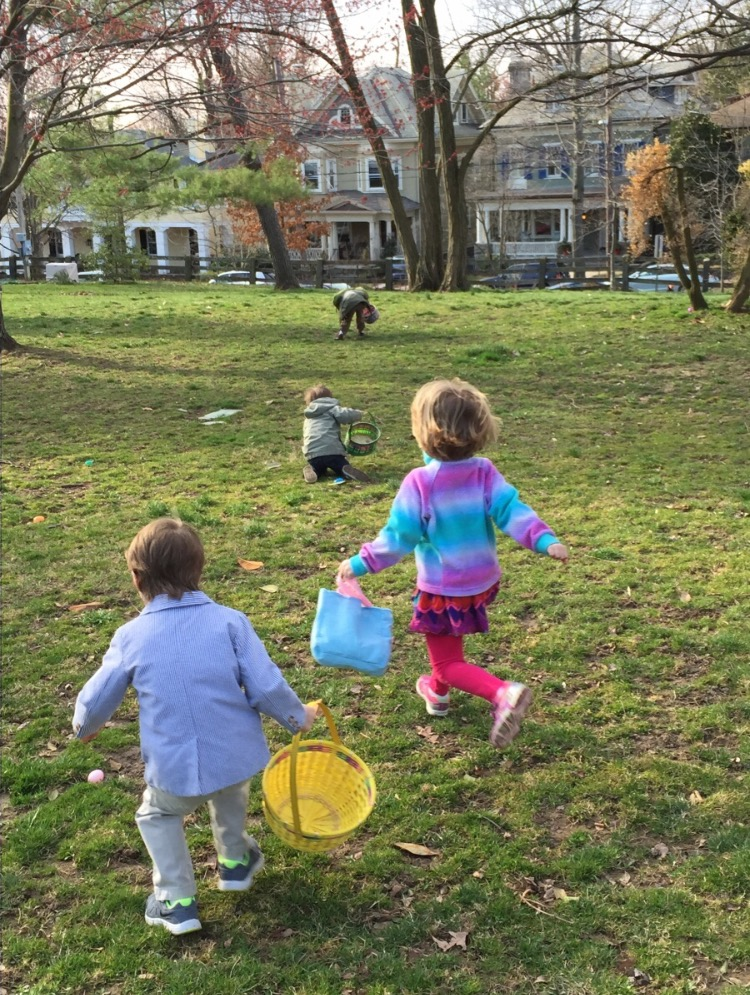 2017 Easter, Eggs and Hunts around Washington, DC