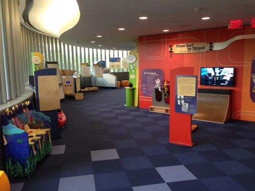 Imaginations Activity Center