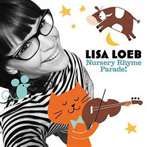 Lisa Loeb plays at Wolf Trap Children's Theatre-in-the-Woods