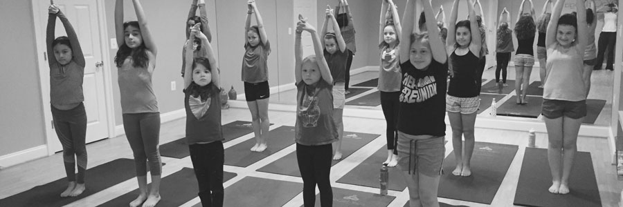 Yoga with Bambinos