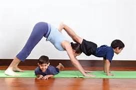 Yoga with Bambinos