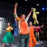 Knuffle Bunny: A Cautionary Musical at Adventure Theatre