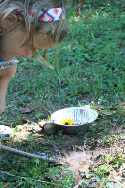 Tinkergarten: Learning through outdoor play