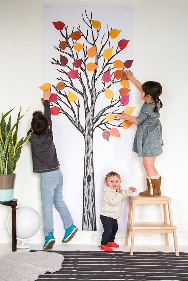 draw-together-thankful-tree