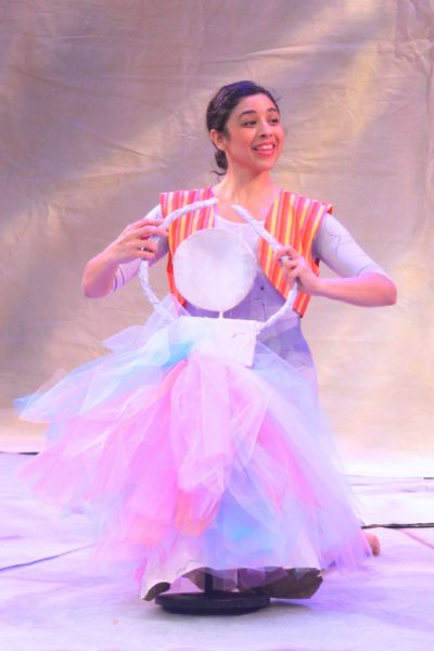 Early Childhood Theatre: Paper Dreams at Imagination Stage (ends this weekend)