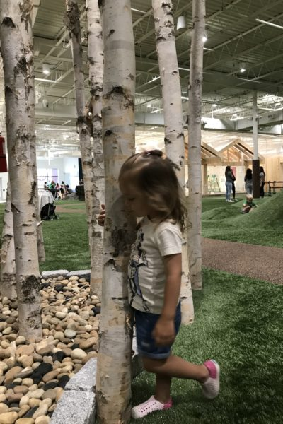 Good to be bad: Badlands nature-inspired indoor play space