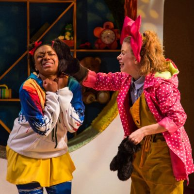 Junie B. Jones is Not a Crook playing at Adventure Theatre