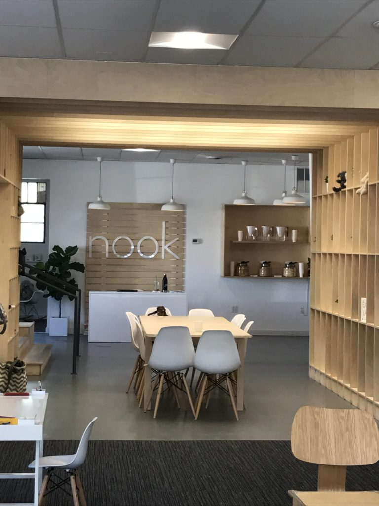 nook– a modern indoor play space