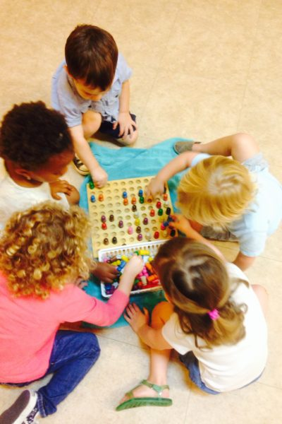Is your child ready for Montessori? The Children's House of Washington welcomes you to find out on Sept. 30