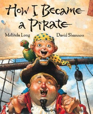 How I Became a Pirate now playing at Adventure Theatre
