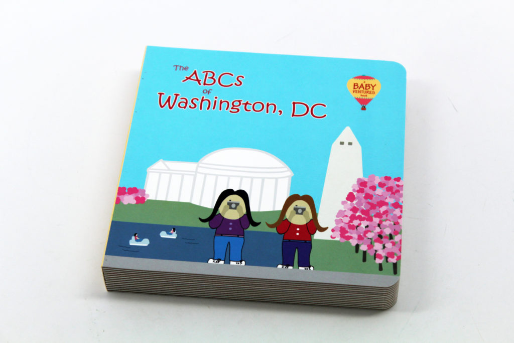 q+a with the founders of Baby Ventures and creators of the ABC's of Washington, DC