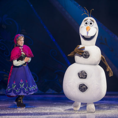 Disney on Ice presents Frozen + GIVEAWAY!