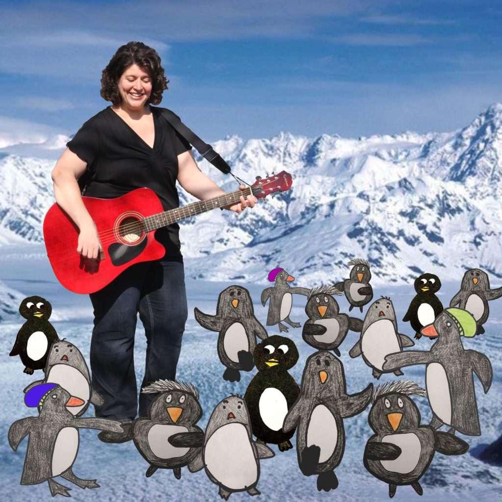 The Penguin Song will make your Bambinos waddle and shake