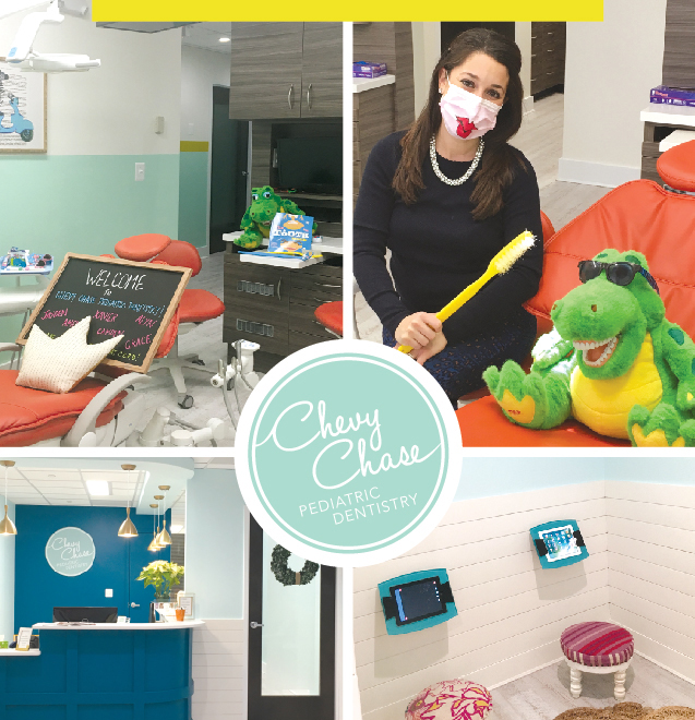 Learn about Chevy Chase Pediatric Dentistry & meet Dr  Karen Benitez