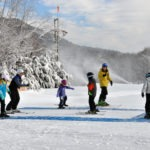 11 best places to ski and snowboard with kids near Washington, DC