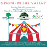 Spring in the Valley is back!