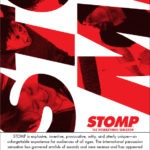 STOMP at National Theatre + GIVEAWAY